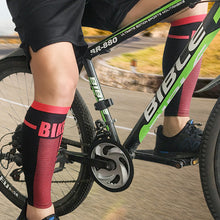 Load image into Gallery viewer, Cycling Leg Warmers Compression Shin Guard - Bike-Moto