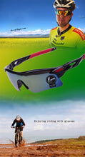 Load image into Gallery viewer, MTB Glasses for Bicycles Sport Sunglasses