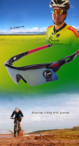 MTB Glasses for Bicycles Sport Sunglasses