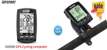 Load image into Gallery viewer, IGPSPORT Bike Wireless Stopwatch GPS Bicycle Computer Cycling - Bike-Moto