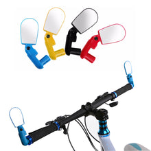 Load image into Gallery viewer, Bicycle Handlebar Mirror Universal 360 Rotate Road Bike - Bike-Moto