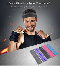 Load image into Gallery viewer, WEST BIKING Cycling Headwear Sweatbands Breathable Antiperspirant bands Unisex