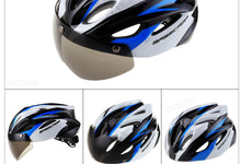 Load image into Gallery viewer, Basecamp L5104 Cycling Helmet Lens With Goggles Comfortable For MTB - Bike-Moto