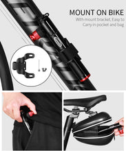 Load image into Gallery viewer, CO2 Inflator Hand Pump For Bike Combo Bicycle Pumps Mini Portable Bike Pump - Bike-Moto