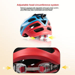 Dreetino Ultralight Helmet MTB  Integrally-molded Helmet - Bike-Moto