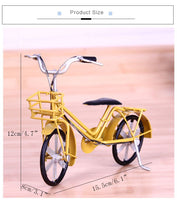 Load image into Gallery viewer, Classic Retro Handmade Bicycle Model Decoration Figurines Vintage - Bike-Moto
