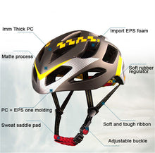 Load image into Gallery viewer, XINTOWN Professional Road  Integrally-molded Ultralight EPS Sport Helmet
