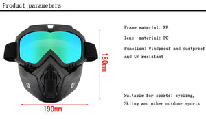 Anti-pollution Cycling Masks Bicycle  Riding Training  UV Protect