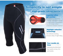 Load image into Gallery viewer, WEST BIKING Men's Cycle Pant Bicycle Bike Tights Riding Bike Outdoor Sport Reflective