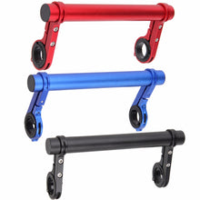 Load image into Gallery viewer, WEST BIKING Double Handlebar Extender 25.4/31.8MM Expander