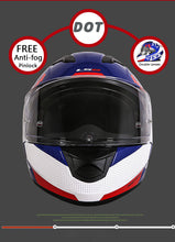 Load image into Gallery viewer, Original New Genuine helmet LS2 ff328 dual lens motocycle helmet