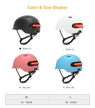 Load image into Gallery viewer, Waterproof Women Men Xiaomi Smart4u SH50 Cycling Helmet Intelligent