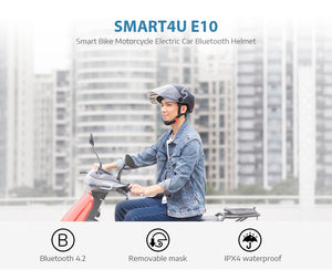 Xiaomi Smart4u E10 Smart Bike Motorcycle Helmet Bluetooth