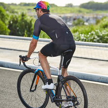 Load image into Gallery viewer, RION Cycling Lycra Men Short Anti-Wrinkle Jerseys Pockets