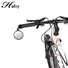 Load image into Gallery viewer, Handlebar End Bike Mirror Steel Lens Cycling Mirror Back Review Mirror - Bike-Moto