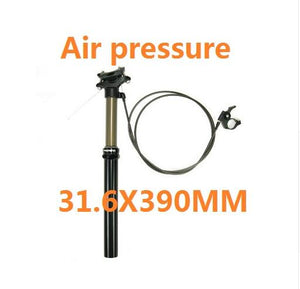 Wire Remote Control Bike DH FR AM XC Air Pressure Adjustment Seatpost