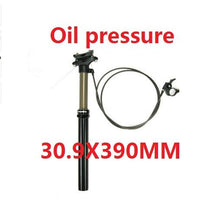 Load image into Gallery viewer, Wire Remote Control Bike DH FR AM XC Air Pressure Adjustment Seatpost