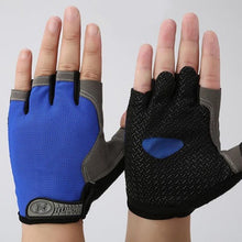 Load image into Gallery viewer, Hot sale Bicycle Riding Men Women Outdoor Climbing Half Finger Gloves - Bike-Moto