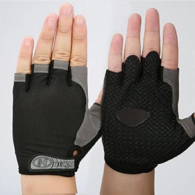 Hot sale Bicycle Riding Men Women Outdoor Climbing Half Finger Gloves - Bike-Moto