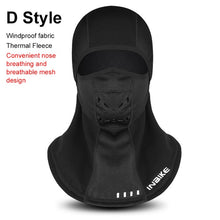 Load image into Gallery viewer, INBIKE 2018 Winter Cycling Face Mask Ski Cap