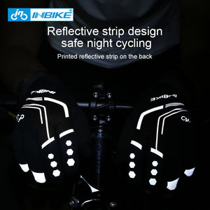 INBIKE 2018 Winter Cycling Gloves Gel Padded Thermal Full Finger
