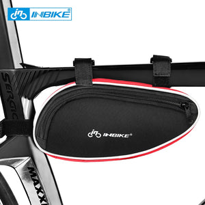 INBIKE Bicycle Frame Bag Outdoor Cycling Bike Top Tube Triangle