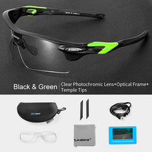 Load image into Gallery viewer, INBIKE Photochromic Sports Eyewear Windproof Cycling Glasses MTB
