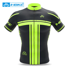 Load image into Gallery viewer, INBIKE Sport Bike Team Racing Cycling Jersey Tops Summer Bicycle