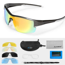 Load image into Gallery viewer, INBIKE Sport Polarized Glasses Men Women Bicycle Sunglasses