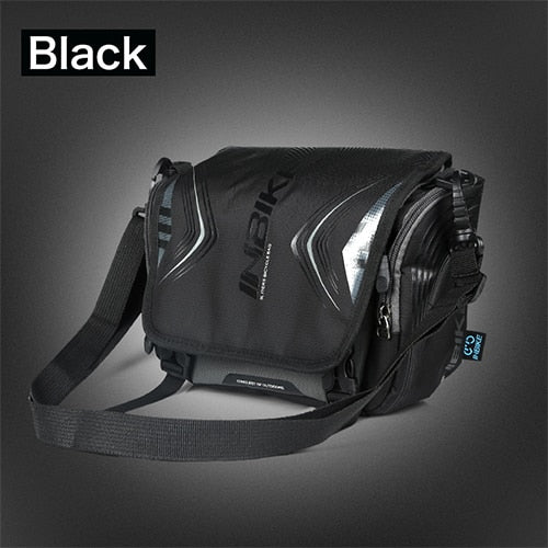 INBIKE Waterproof Bike Bag Large Capacity Handlebar Front Tube Bag