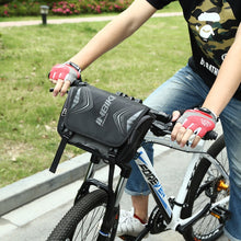 Load image into Gallery viewer, INBIKE Waterproof Bike Bag Large Capacity Handlebar Front Tube Bag