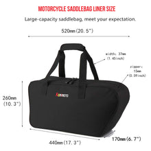 Load image into Gallery viewer, KEMiMOTO Saddlebag Luggage Liner For Touring Road King