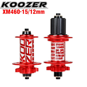 KOOZER XM460 front rear hub 32 holes bicycle hubs quick release