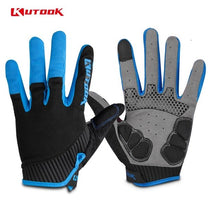 Load image into Gallery viewer, KUTOOK Mountain Bike Gloves Winter Cycling Full Finger Gloves