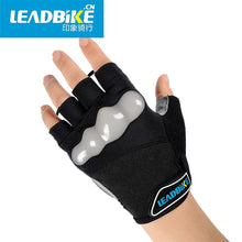 Load image into Gallery viewer, LEADBIKE Bicycle Gloves Half Finger With Reflective Ultra-Breathable