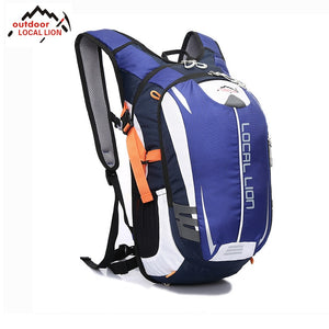 LOCAL LION Riding Backpack Cycling/Outdoor Equipment 18L Suspension Breathable