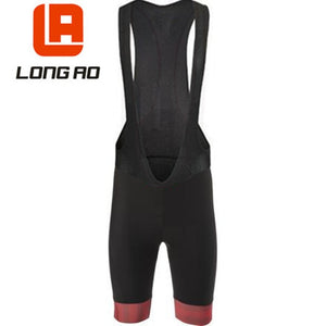 LONG AO 4 color stripes longao Man& Summer Short Sleeve Cycling Jerseys