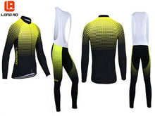 Load image into Gallery viewer, LONG AO  Classic Style Pro Team Long Sleeve Cycling Jersey