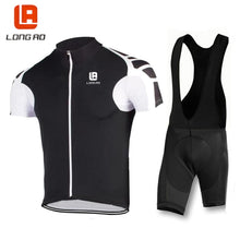 Load image into Gallery viewer, LONG AO Cycling Jerseys kit maillot ciclismo bike clothes clothing sportswear