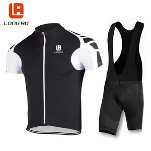 LONG AO Cycling Jerseys kit maillot ciclismo bike clothes clothing sportswear