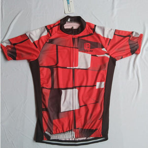 LONG AO Man Leisure Cycling Jersey  Ropa De Camisa Ciclismo Short Sleeve