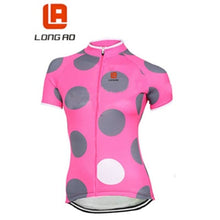 Load image into Gallery viewer, LONG AO  Womens Italy Cycling Jersey Set Ropa De Camisa Ciclismo classic