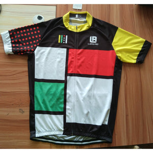 LONG AO  high quality Man&  Summer Short Sleeve Cycling Jerseys/Bike Sports Clothing Bicycle Clothes Ropa Ciclismo