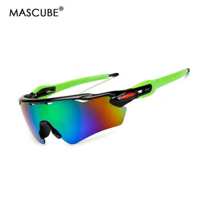 MASCUBE Cycling Sunglasses Sport Bike Glasses Gafas Deportivas Bicycle Goggles