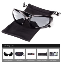 Load image into Gallery viewer, MEETLOCKS Bike Sports Sunglasses Polarized Lens