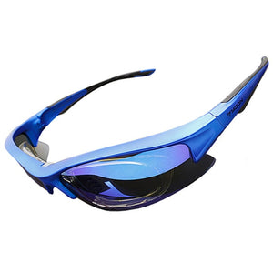 MOON Polarized Cycling Sunglasses Outdoor Sports Bicycle Glasses