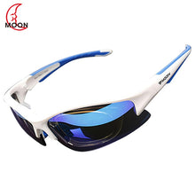 Load image into Gallery viewer, MOON Polarized Cycling Sunglasses Outdoor Sports Bicycle Glasses