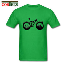 Load image into Gallery viewer, MTB Enduro Biker T shirt men mountain biker t-shirt homme bicycle