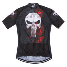 Load image into Gallery viewer, Men's Breathable Short Sleeve Cycling Jersey Quick Dry Biking Shirts