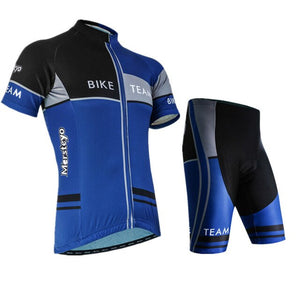 Mersteyo Breathable Pro Team Racing Cycling Jersey/Ropa Ciclismo